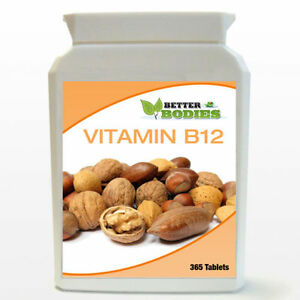 Better-Bodies-Vitamin-B-12-1000mcg-High-Potency-1-a-day-365-TABLETS-YEAR-SUPPLY