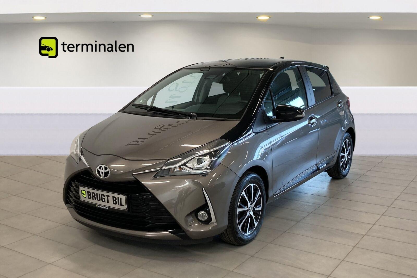 Toyota Yaris 1,0 VVT-i T3 Premium