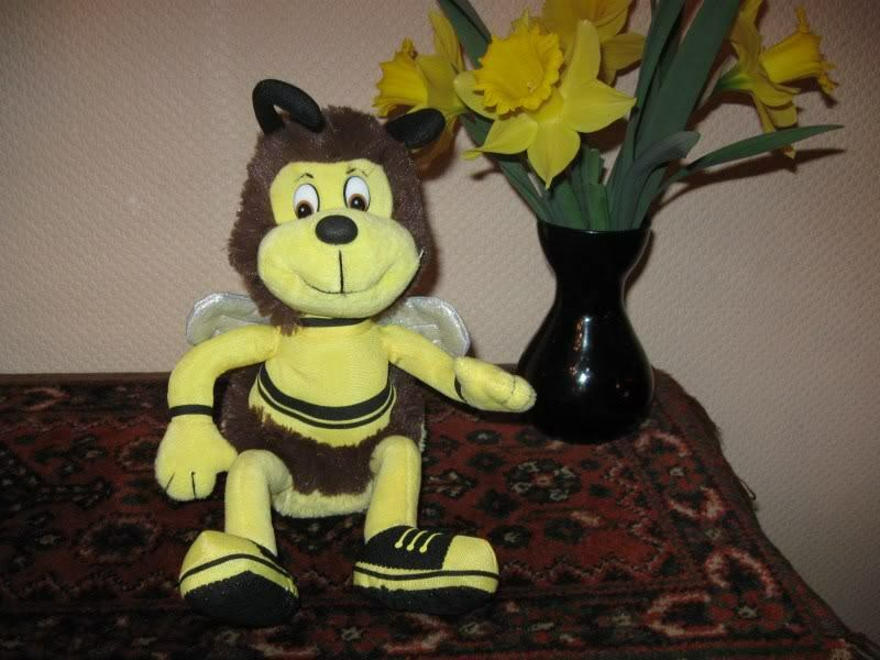 Gamble Pleasure Holland Soft Plush Bee CUTE