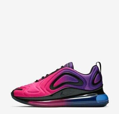 Nike Air Max 720 Sunset Hyper Grape Hyper Pink Black AR9293-500   eBay