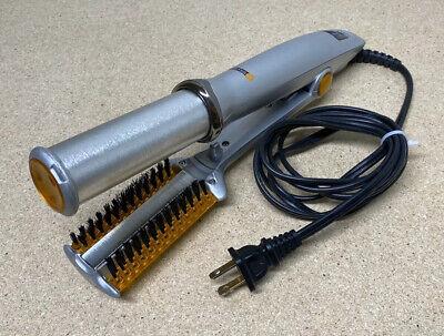 Instyler Rotating Hot Iron Hair Straightener Brush 1 1 4 Model Is 1001 Ebay