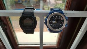 LOT-Only-Casio-G-Shock-Gulfmaster-Multiband-6-Solar-GWN-1000-2A-and-Square