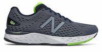 New Balance 680v6 Men's Cushioning Running Shoe (Navy / Green)