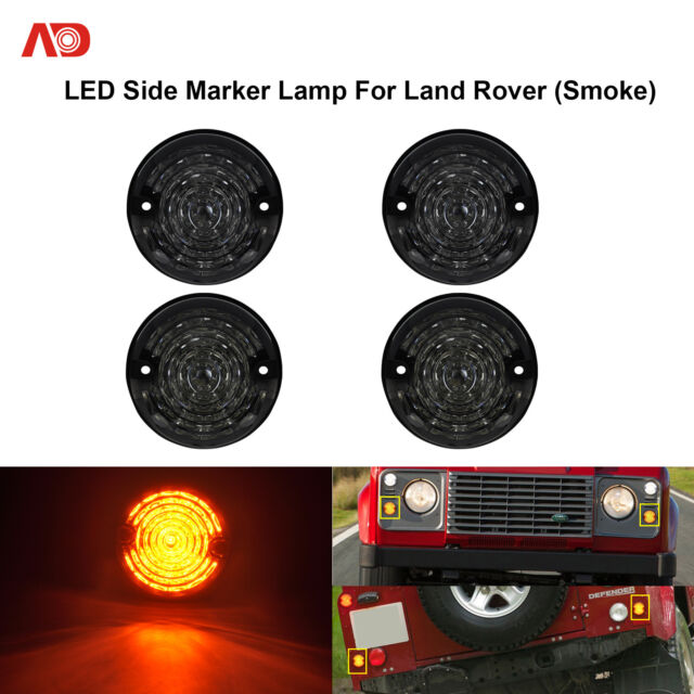 Diagram For Land Rover Defender 90 110 Series 1 2 2a 3 Smoke Led