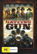 Gatling Gun (DVD, 2012) REGION FREE - BRAND NEW SEALED - FREE POST!