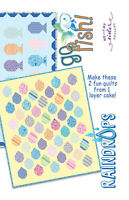 Quilt Pattern Go Fish & Raindrops By Me & My Sister
