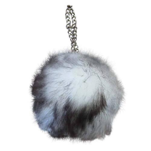 Sure Pompon Alarme-un grand accessoire de mode et Personnelle Alarme. Furry Keychain