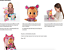 thumbnail 28 - NEW Cry Babies LAMMY LALA CONEY BONNIE LEA Baby Doll Girls Toy or AAA Batteries