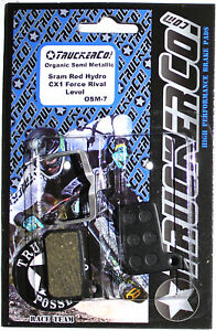TruckerCo-Org-disc-brake-pads-Sram-Force-Rival-22-red-cx1-1-hydro-R-Level-osm7