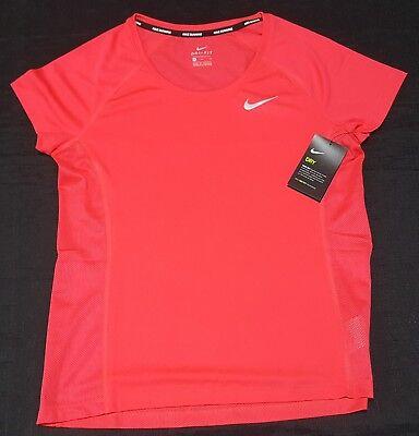 Liberal Nike Womensn Dri Fit Running Fitness Shirt Aj4682 Size Medium Clothing, Shoes & Accessories