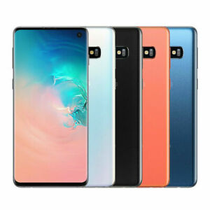 Samsung Galaxy S10 G973U 128GB Factory Unlocked Android Smartphone