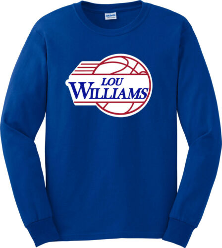 "Lou Williams Los Angeles Clippers /""Logo/"" HOODIE HOODED SWEATSHIRT"