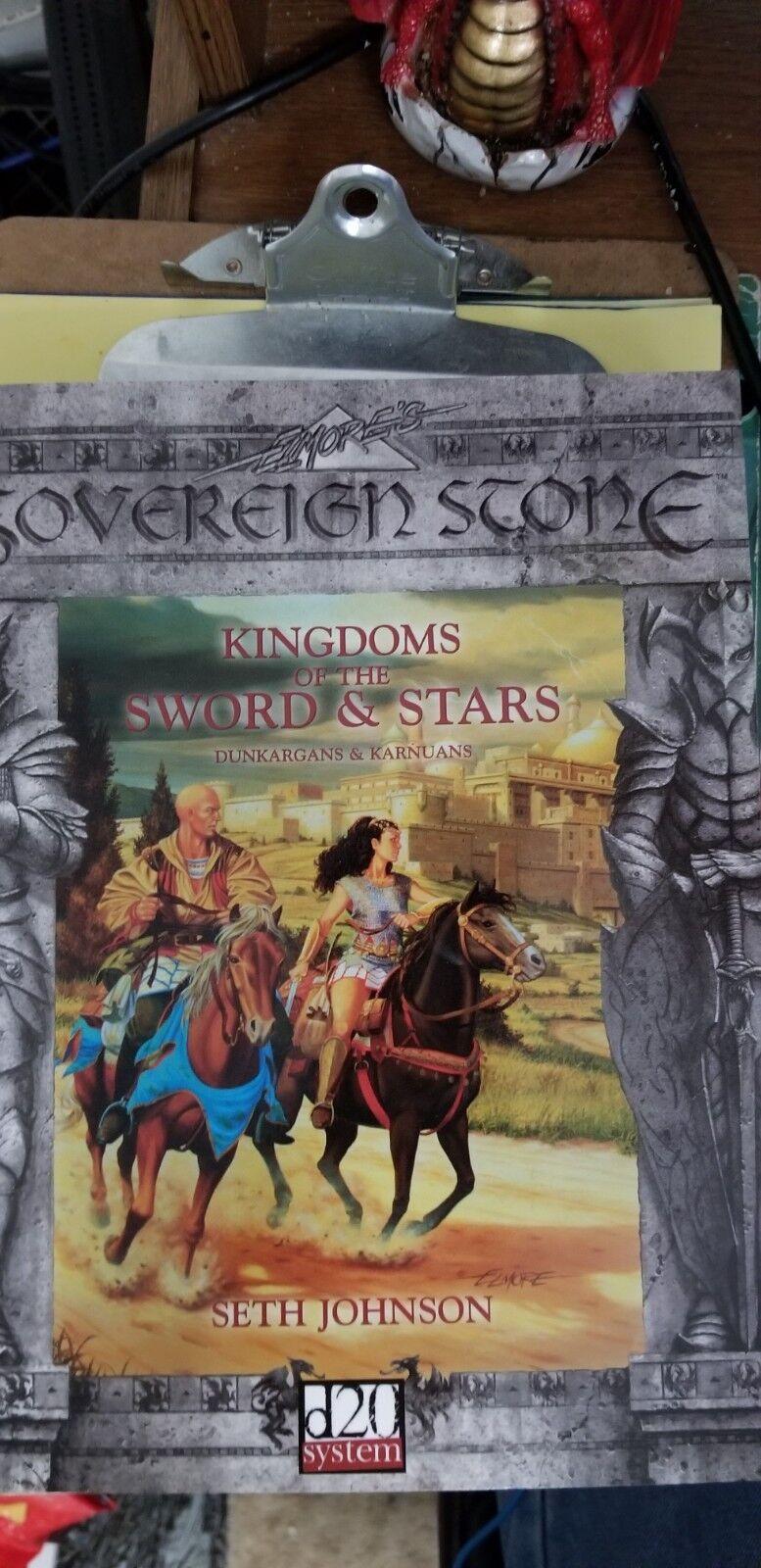 D20 Elmore's Sovereign Sovereign Sovereign Stone (completare Set, Autographed) 8c1b53