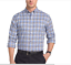 NWT-Mens-Stretch-Flex-Shirt-XXL-XL-Large-Van-Heusen-Long-Sleeve-No-Iron-Plaid
