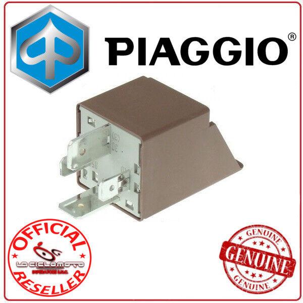 PIAGGIO Ape VPC/VPL/VF 50 99>17 RELÈ ARRANQUE 18V 80A ORIGINAL PIAGGIO