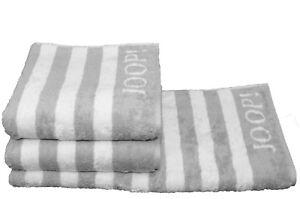 Handtücher 1600 silber 76 Duschtuch Saunatuch Gästetuch Seiftuch online JOOP