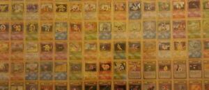Pokemon karten liste