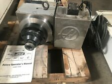 Haas Hrt 210 Brushless 4th Axis Rotary Table With 5c Spindle Nose