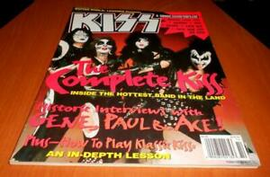 Guitar-World-Magazine-Legends-Presents-KISS-Number-14-1994-Super-Fast-Shipping