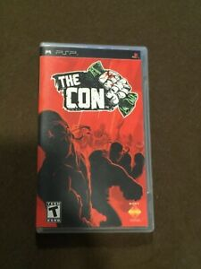 Sony-PlayStation-PSP-Video-Game-The-Con-Rated-T