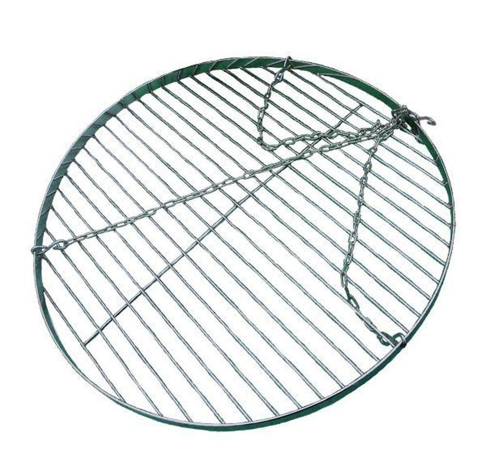 Grillrost f. Schwenkgrill - - - Dreibein - Ø 50cm rostfrei  | Grüne, neue Technologie  8ede11