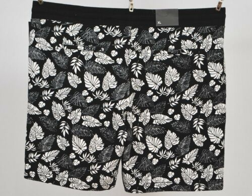 BW Leaf Print XL NEW Men/'s Mossimo heavyweight cotton Shorts SIZES S