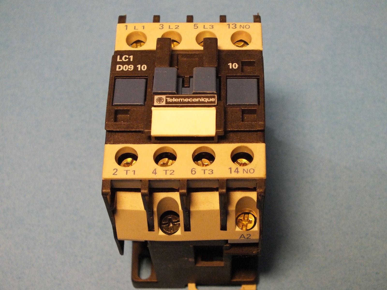 Contactor Lc1 D0910m7 Telemecanique Lc1d0910m7 Ebay Wiring