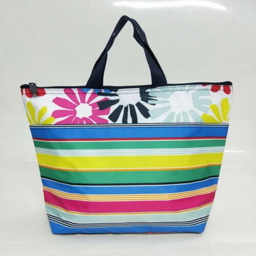 New Thirty One Gifts 31 Thermal Tote Cooler Bag in Bloomin Bouquet 4-5