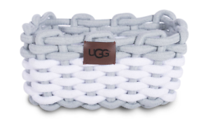 Basket Bathroom Storage Bin Agave Napa Cotton Woven Rope Fashionable Decorative Touch