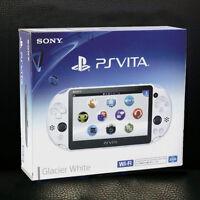 Sony Playstation Vita - Ps Vita - Slim Model - Pch-2006 (glacier White)