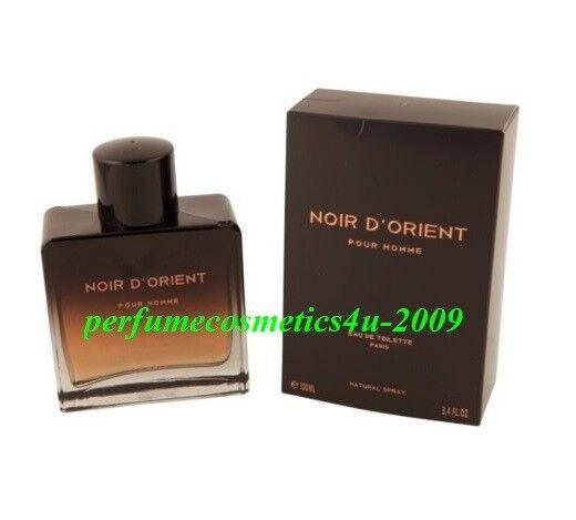 81d18866b Noir D'orient by Estelle Ewen Men EDT SP 3.4 Oz for sale online | eBay