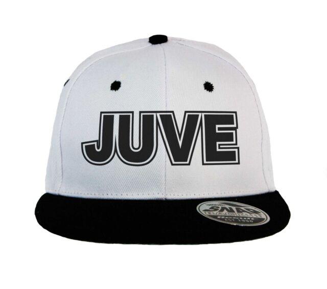 a5a0b1c86a6 Hat JUVE Snapback Cap Sport SQUADRA Football a League White Visor ...