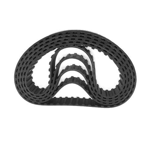 200XL-298XL Timing Belt 10mm Width Ring Rubber Belt for CNC Printer Transmission