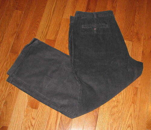 Corduroy Barrow Pants Men's Flat amp; Or Colors Nwt Sizes Pleated Classic Croft wAIqn