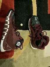 Adidas D. Rose 773 II Basketball Shoes Size.  7 Maroon Burgundy Limited Ediition