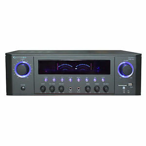 New-Technical-Pro-1000W-Professional-Receiver-Amplifier-USB-SD-Dual-MIC-Inputs