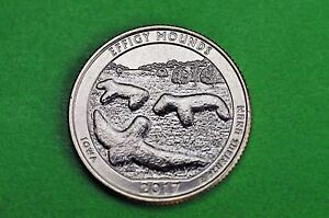 2017-D-BU-Mint-State-Effigy-Mounds-US-National-Park-Quarter
