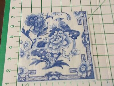 """Two Decorative Luncheon Napkins for Decoupage /""""Into the Woods/"""""""