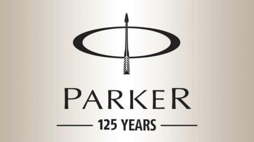 Blue Ink Fine Tip Parker Vector Gold Trim /& Body GT Ball Point Pen Jotter New