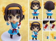 Nendoroid 9 Haruhi Suzumiya The Melancholy of Haruhi Suzumiya Good Smile Com...