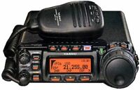 Yaesu FT-857D Amateur Radio Transceiver - HF VHF UHF All-Mode 100W on Sale