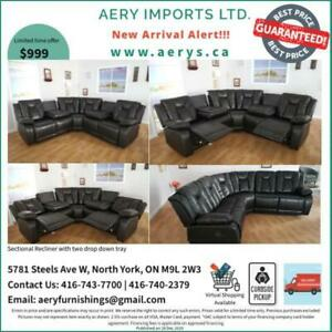 FURNITURE SALE !!SECTIONAL, RECLINER, SOFA , Couches,  HUGE SALE!! CALL 416-743-7700, 3 months to 3 years financing City of Toronto Toronto (GTA) Preview