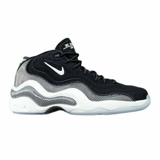 Size 8.5 - Nike Air Zoom Flight 96 Black White 2016 for sale ...