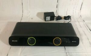 PS//2 and USB OUT Belkin F1DS102J SOHO 2-Port KVM Switch PS//2 and USB IN