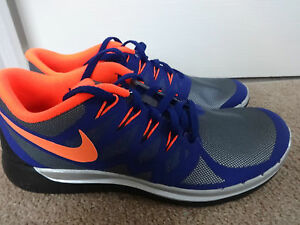 d4301f0ef72db Nike ID Free 5.0 womens trainers sneakers 718195 blue uk 5.5 eu 39 ...