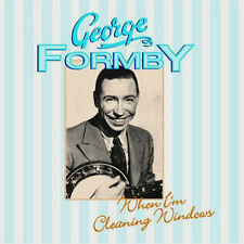 BRAND NEW CD ~ GEORGE FORMBY ~ WHEN I'M CLEANING WINDOWS ~ VINTAGE COMEDY SONGS