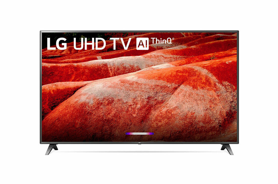 LG 86 4K Smart UDH TV w/AI ThinQ (Model: 86UM8070PUA). Available Now for 1299.00