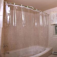 Item 2 Mildew Resistant Waterproof Heavy Duty Bath Shower Curtain Liner Clear 72 X