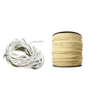 60M 100% COTTON ROPE PULLEY CLOTHES LINE SEWING WASHING CAMPING DURABLE CORD