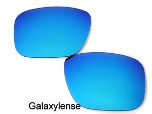 553d26fba3 Image is loading Galaxy-Replacement-Lenses-For-Oakley-Holbrook-Ice-Blue-